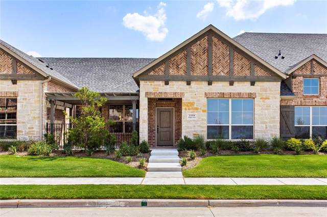 1150 Foxglove Drive, Prosper, TX 75078 (MLS #14188929) :: Lynn Wilson with Keller Williams DFW/Southlake