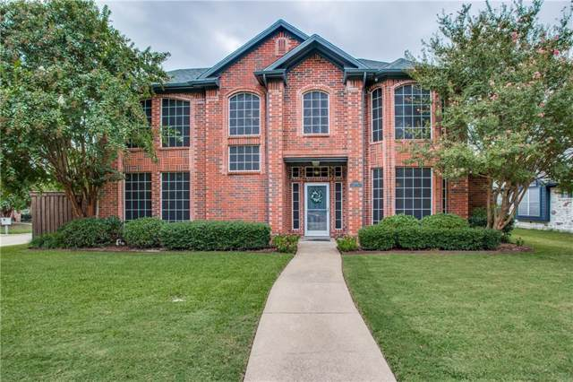 6501 Cordelia Road, Rowlett, TX 75089 (MLS #14188935) :: The Good Home Team