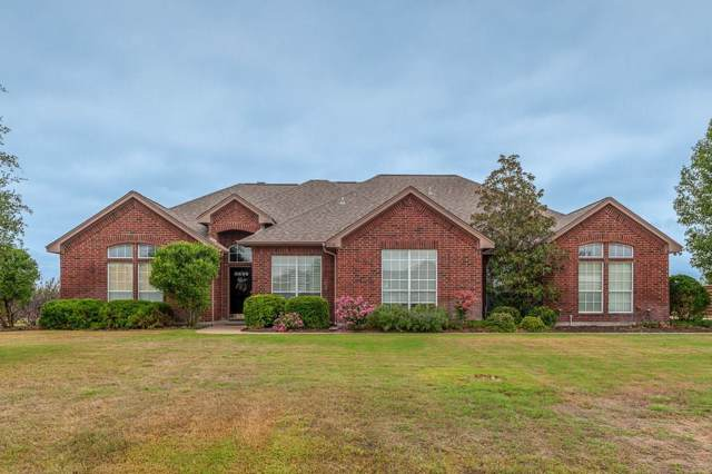 1131 Fox Hunt Trail, Willow Park, TX 76087 (MLS #14188936) :: The Hornburg Real Estate Group