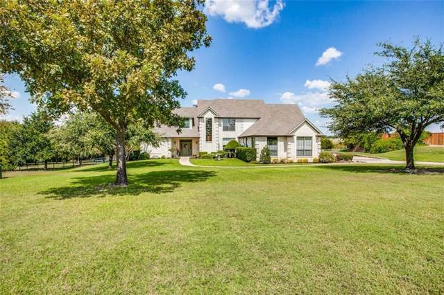 2220 Mcclendon Drive, Rockwall, TX 75032 (MLS #14188939) :: The Paula Jones Team | RE/MAX of Abilene