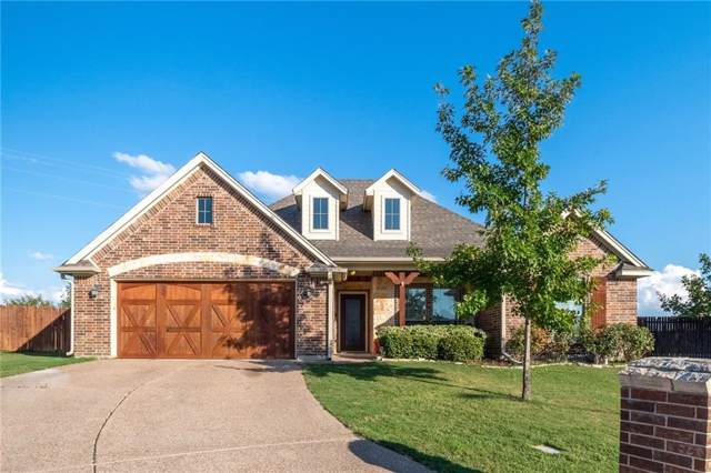 165 Winged Foot Drive, Willow Park, TX 76008 (MLS #14188948) :: Team Tiller