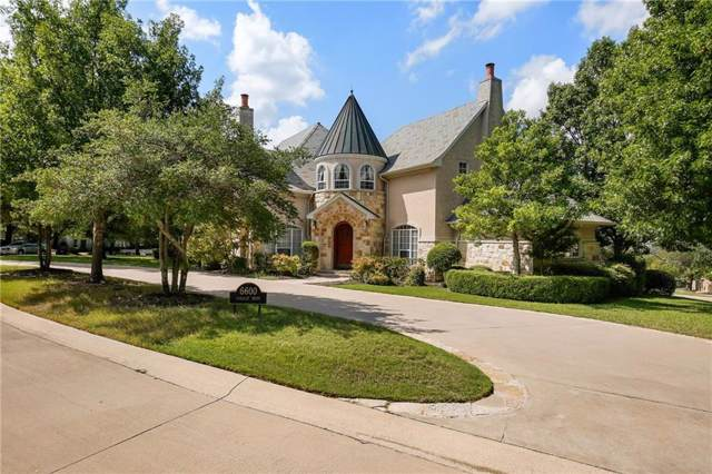 6600 Sahalee Drive, Fort Worth, TX 76132 (MLS #14188956) :: The Mitchell Group