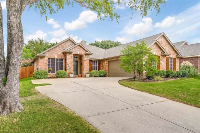 2817 Hollow Ridge Drive, Denton, TX 76210 (MLS #14188970) :: Vibrant Real Estate