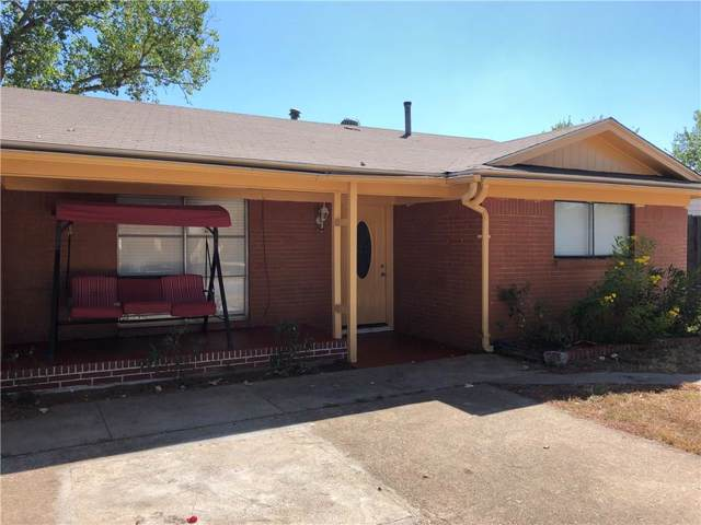 1224 Norwood Drive, Hurst, TX 76053 (MLS #14188975) :: The Mitchell Group
