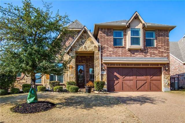 1011 Harvest Hill Drive, Prosper, TX 75078 (MLS #14188982) :: Roberts Real Estate Group