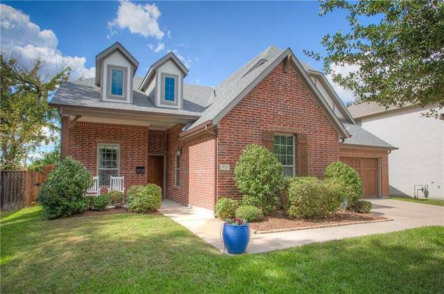 3820 Englewood Lane, Fort Worth, TX 76107 (MLS #14188992) :: The Mitchell Group