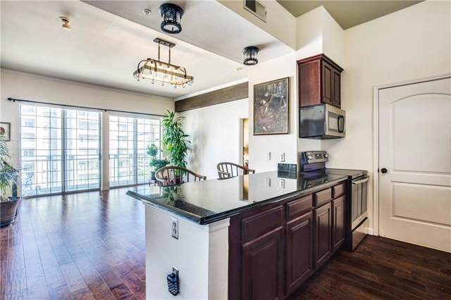 3225 Turtle Creek Boulevard #1606, Dallas, TX 75219 (MLS #14188996) :: Vibrant Real Estate