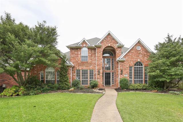 7512 Bromwich Court, Dallas, TX 75252 (MLS #14189013) :: The Real Estate Station