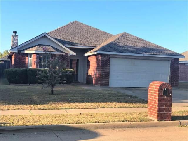 111 Chesterfield Circle, Waxahachie, TX 75165 (MLS #14189042) :: Kimberly Davis & Associates
