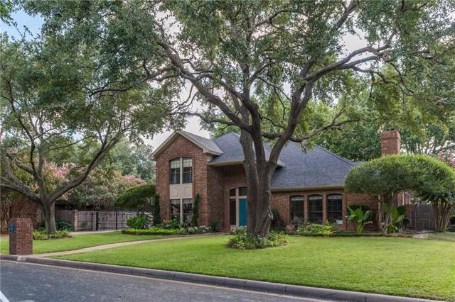 6705 Ashbrook Drive, Fort Worth, TX 76132 (MLS #14189052) :: Vibrant Real Estate