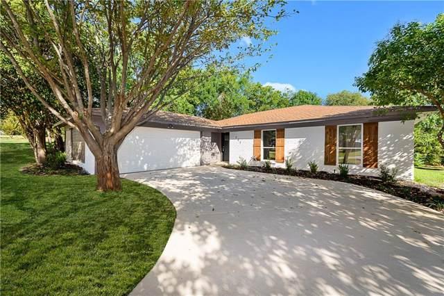 331 Peninsula Drive, Lakewood Village, TX 75068 (MLS #14189064) :: Hargrove Realty Group