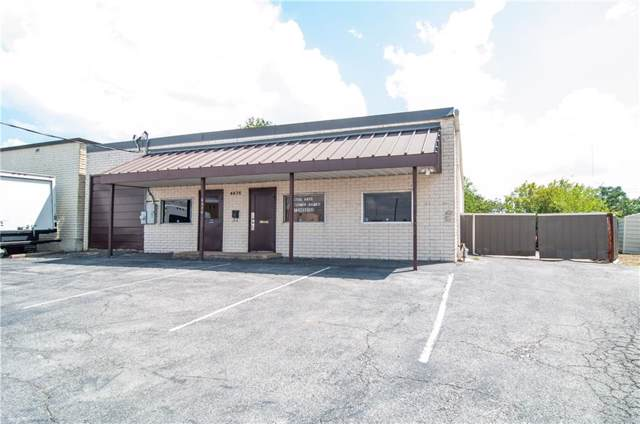 4436 Action Street, Garland, TX 75042 (MLS #14189105) :: All Cities Realty