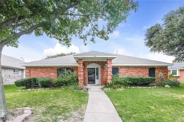 2505 Widgeon Way, Mesquite, TX 75181 (MLS #14189111) :: The Real Estate Station
