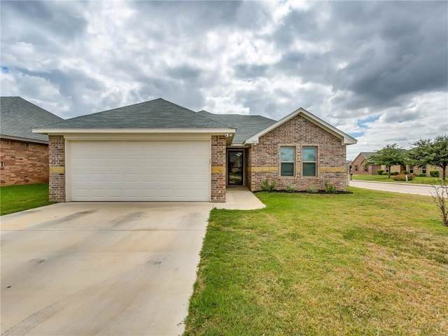 1045 Inverness Drive, Weatherford, TX 76086 (MLS #14189115) :: The Mitchell Group