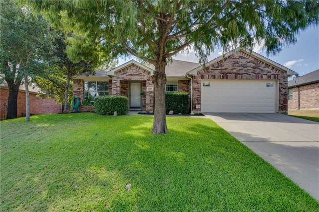 2607 Trinity Terrace, Corinth, TX 76210 (MLS #14189123) :: Team Tiller