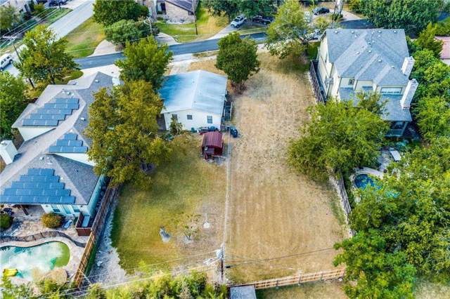 8010 Eagle Trail Lot 4, Dallas, TX 75238 (MLS #14189125) :: The Mitchell Group