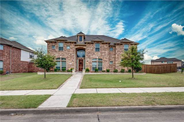 1612 Stray Horn Drive, Desoto, TX 75115 (MLS #14189134) :: The Mitchell Group