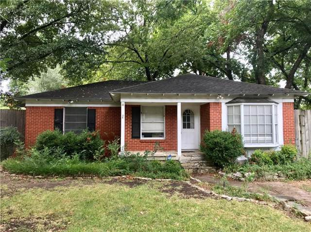 8791 Rexford Drive, Dallas, TX 75209 (MLS #14189142) :: The Good Home Team