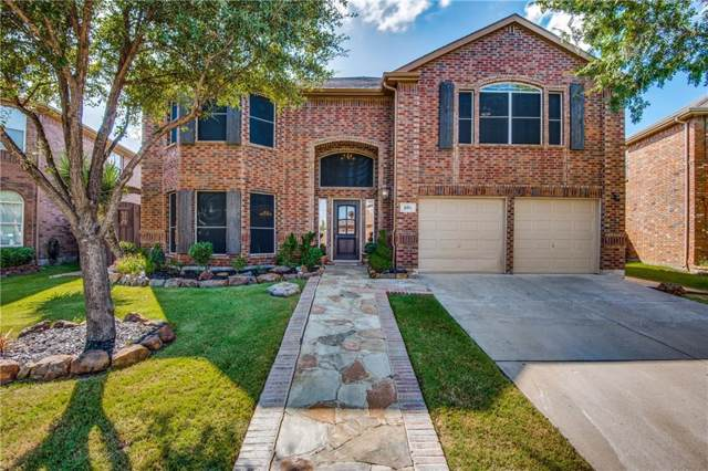 220 Flatwood Drive, Little Elm, TX 75068 (MLS #14189147) :: Hargrove Realty Group