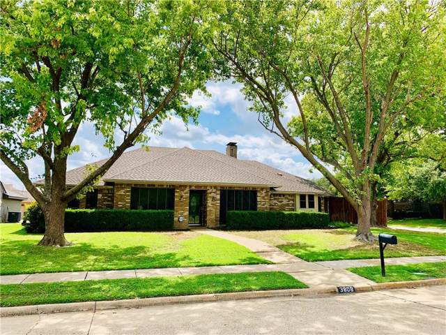 3808 Indigo Drive, Plano, TX 75075 (MLS #14189170) :: The Rhodes Team