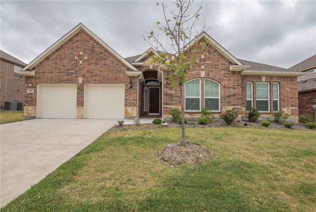323 Westphalian Drive, Celina, TX 75009 (MLS #14189196) :: The Heyl Group at Keller Williams
