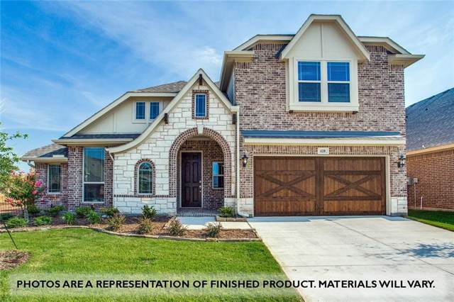 805 Fairfield Drive, Wylie, TX 75098 (MLS #14189215) :: RE/MAX Town & Country