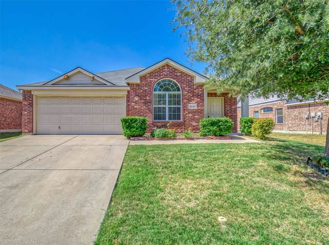 8245 Delafield Drive, Fort Worth, TX 76131 (MLS #14189227) :: RE/MAX Town & Country