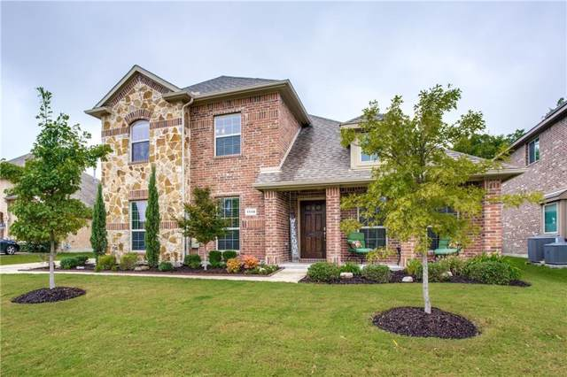 1118 Misty Meadow Drive, Forney, TX 75126 (MLS #14189259) :: The Heyl Group at Keller Williams