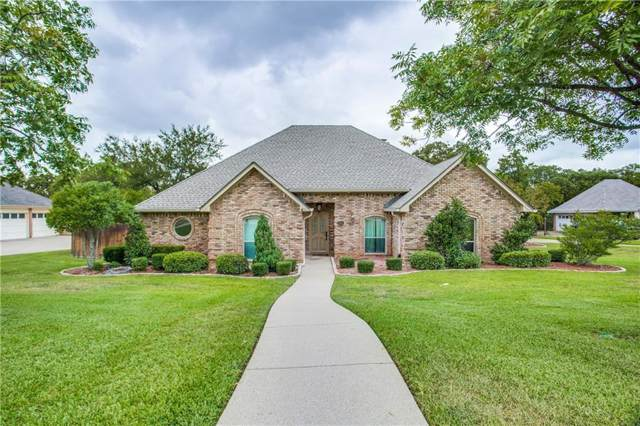 709 Indian Springs Trail, Kennedale, TX 76060 (MLS #14189277) :: The Rhodes Team