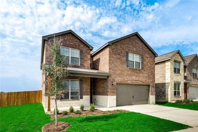 725 Lansman Trail, Denton, TX 76207 (MLS #14189280) :: Vibrant Real Estate