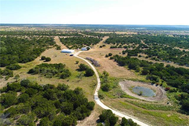 221 County Road 225, Wingate, TX 79566 (MLS #14189299) :: Ann Carr Real Estate