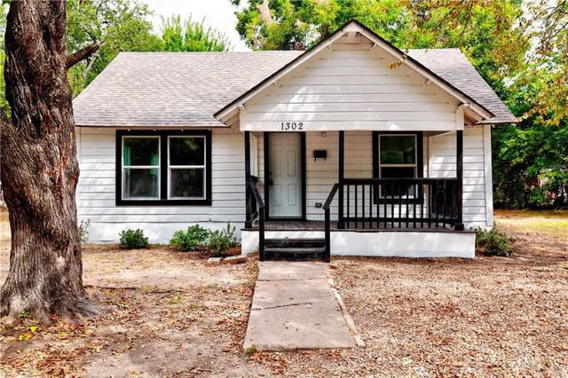 1302 S 5th Street, Bonham, TX 75418 (MLS #14189307) :: The Paula Jones Team | RE/MAX of Abilene