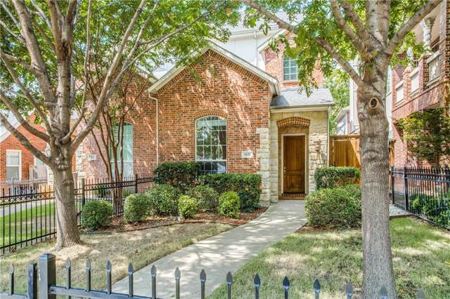5129 Mission Avenue, Dallas, TX 75206 (MLS #14189308) :: Robbins Real Estate Group