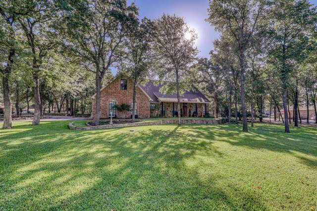 111 Forest Creek Circle, Weatherford, TX 76088 (MLS #14189317) :: Potts Realty Group