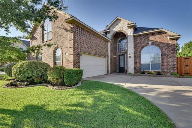 213 Dunmore Court, Keller, TX 76248 (MLS #14189333) :: The Mitchell Group