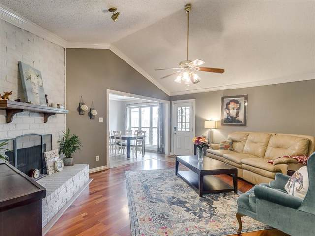 1104 Park Center Court, Saginaw, TX 76179 (MLS #14189339) :: RE/MAX Town & Country