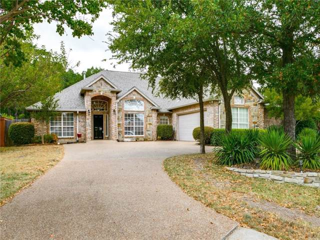 508 Hat Creek Drive, Hurst, TX 76054 (MLS #14189355) :: The Mitchell Group