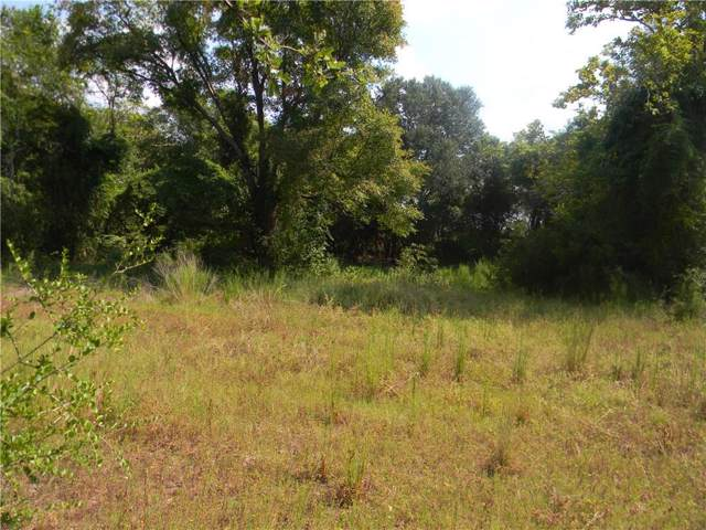 2101 Patterson Road, Athens, TX 75751 (MLS #14189360) :: The Heyl Group at Keller Williams