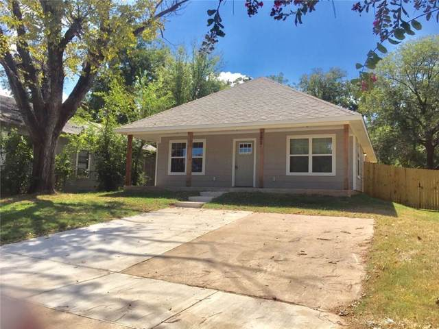 222 W Munson Street, Denison, TX 75020 (MLS #14189373) :: Van Poole Properties Group