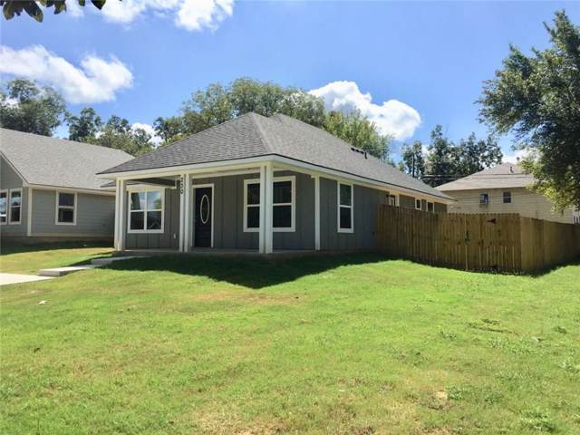 230 W Munson Street, Denison, TX 75020 (MLS #14189394) :: Van Poole Properties Group