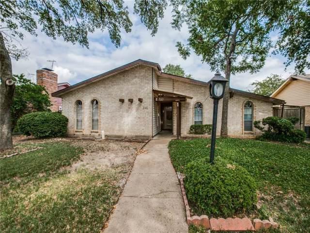 3121 Ripplewood Drive, Garland, TX 75044 (MLS #14189398) :: Ann Carr Real Estate