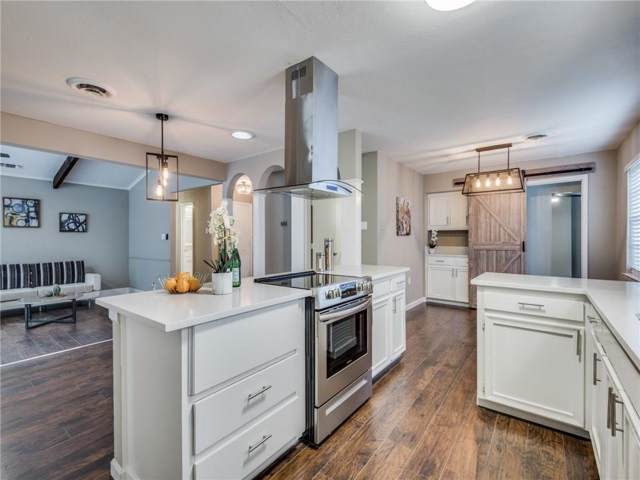1317 Kathryn Street, Hurst, TX 76053 (MLS #14189409) :: The Mitchell Group