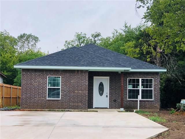 1104 N Branch Street, Sherman, TX 75090 (MLS #14189421) :: The Heyl Group at Keller Williams