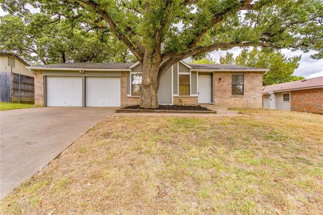 4803 French Wood Drive, Arlington, TX 76016 (MLS #14189423) :: The Mitchell Group