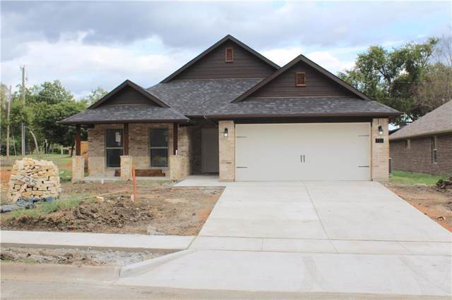 725 Blanton Drive, Sherman, TX 75090 (MLS #14189425) :: The Heyl Group at Keller Williams