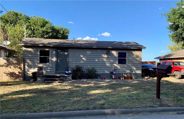 307 Perry Avenue, Waxahachie, TX 75165 (MLS #14189429) :: RE/MAX Pinnacle Group REALTORS