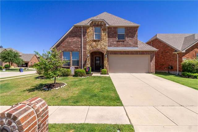 10532 Flat Creek Trail, Mckinney, TX 75072 (MLS #14189432) :: RE/MAX Town & Country