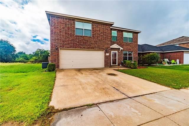 809 Vicksburg Drive, Ennis, TX 75119 (MLS #14189456) :: Kimberly Davis & Associates