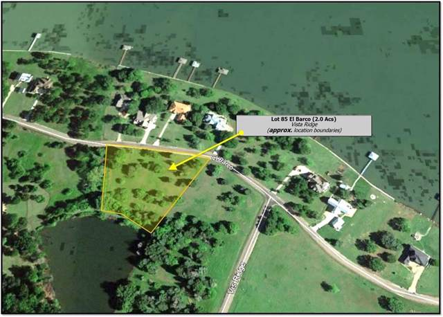 Lot 85 El Barco, Corsicana, TX 75109 (MLS #14189474) :: Ann Carr Real Estate