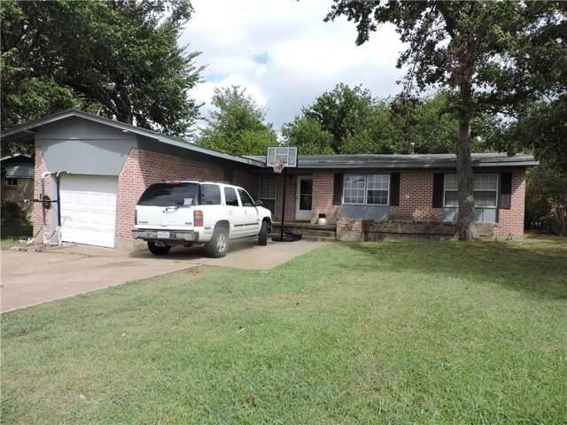 1809 W Washington Street, Sherman, TX 75092 (MLS #14189495) :: The Heyl Group at Keller Williams